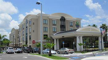 Holiday Inn Express Hotel &amp; Suites USF-Busch Gardens