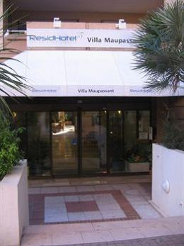 Photo of ResidHotel Villa Maupassant Cannes