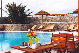 Domna Petinaros Apts Hotel Mykonos