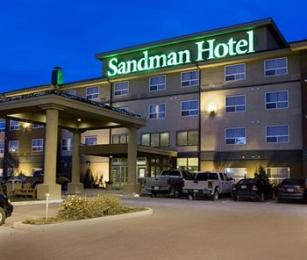 Sandman Hotel Saskatoon