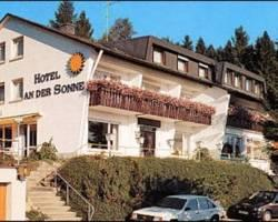 Hotel an der Sonne