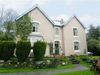 Old Vicarage Powys Guesthouse