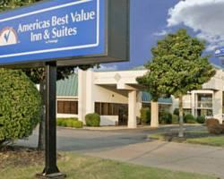 ‪Americas Best Value Inn & Suites - Memphis / Graceland‬