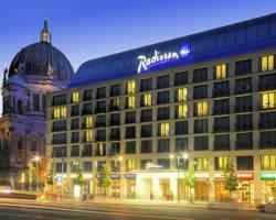 Radisson Blu Hotel, Berlin