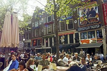 Photo of Leidseplein Hostel Amsterdam