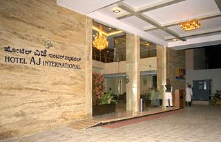 Hotel AJ International
