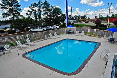 Motel 6 Hattiesburg - Univ Of Southern Ms
