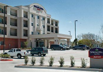 SpringHill Suites Galveston Island