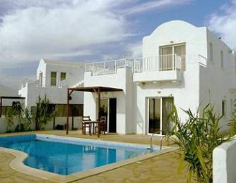 Thalassines Beach Villas