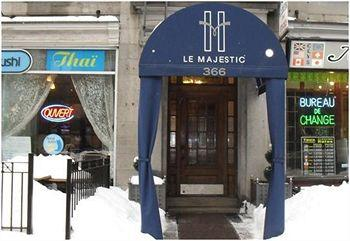 Majestique Hotel-Suites Downtown Montreal