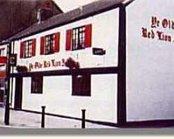 Ye Olde Red Lion Hotel