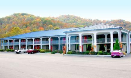 Best Western Wilderness Trail Inn