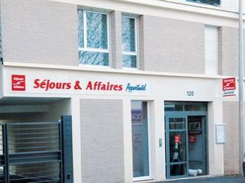 Sejours & Affaires Paris Malakoff Hotel