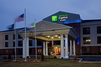 ‪Holiday Inn Express Hotel & Suites Ashland‬