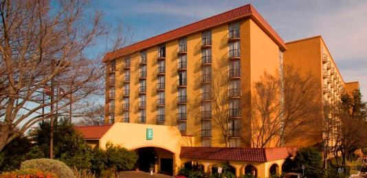 Embassy Suites Hotel San Antonio Northwest / I-10