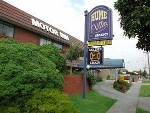 Photo of Hume Villa Motor Inn Melbourne