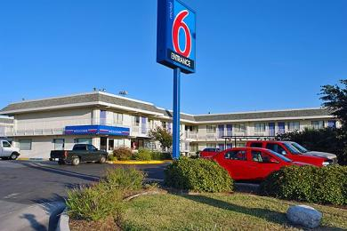 Motel 6 San Antonio - Ft. Sam Houston