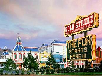 Gold Strike Hotel and Gambling Hall