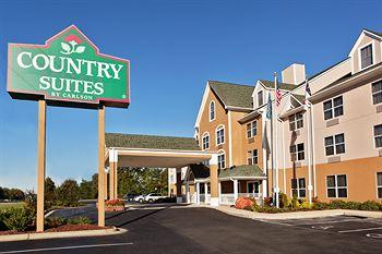 ‪Country Suites By Carlson, Burlington‬