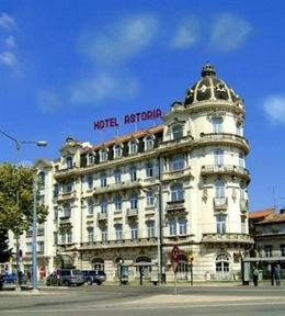 Photo of Hotel Astoria Coimbra