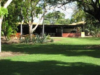 Territory Manor Motel and Caravan Park