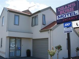 Riccarton Mall & Deans Bush Motel