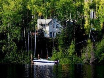 Alaska's Echo Lake Bed & Breakfast