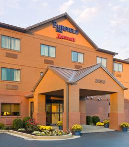 Fairfield Inn & Suites Lexington Keeneland Airport
