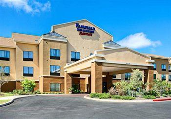 ‪Fairfield Inn & Suites San Antonio SeaWorld/Westover Hills‬