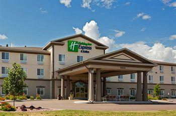 ‪Holiday Inn Express Hotel & Suites Eau Claire North‬