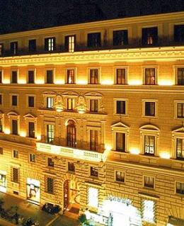 Photo of Eurostars International Palace Rome