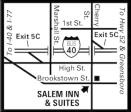 ‪BEST WESTERN Salem Inn & Suites‬