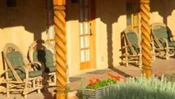American Artists Gallery House Bed and Breakfast Inn Taos