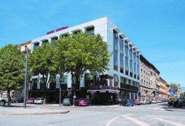 Photo of Hotel Central Zagreb