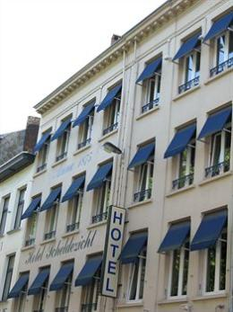 Photo of Hotel Scheldezicht Antwerp