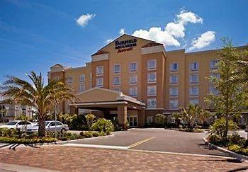 Fairfield Inn & Suites Jacksonville Butler Boulevard
