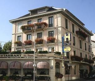 Photo of Logis Grand Hotel du Parc Aix-les-Bains