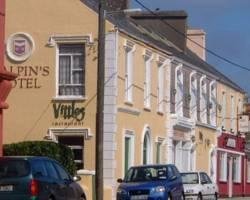Halpins Townhouse Hotel