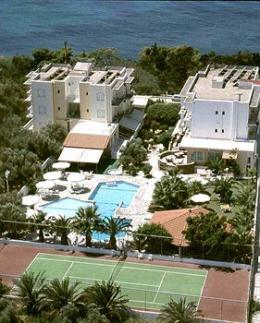 Photo of Hotel Klonos Anna Aegina