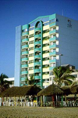 Hotel Plaza Marina Mazatlan