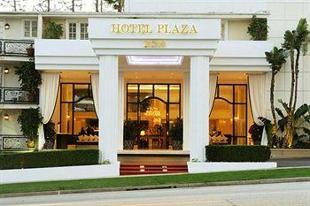 Beverly Hills Plaza Hotel
