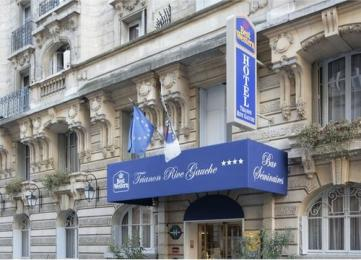 Photo of Best Western Trianon Rive Gauche Hotel Paris