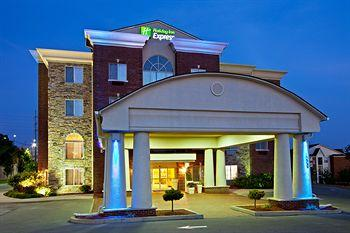 Holiday Inn Express Hotel & Suites Lexington- D