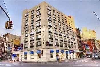 BEST WESTERN Bowery Hanbee Hotel