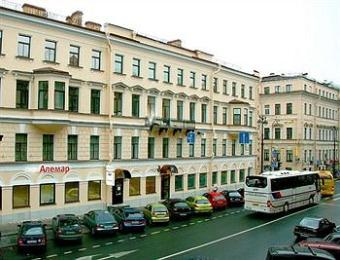 Photo of Comfort Hotel St. Petersburg St. Petersburg