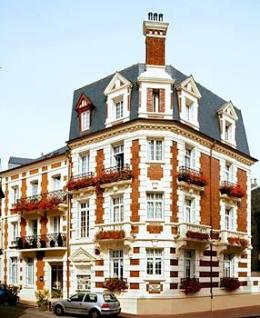 Photo of Hotel Le Fer a Cheval Trouville