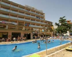 Photo of Hotel Bon Repos Calella