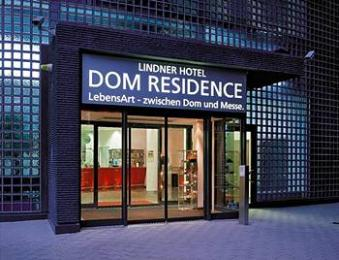 Photo of Lindner Hotel Dom Residence Cologne