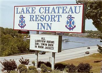 ‪Lake Chateau Resort‬