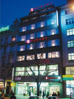 ‪Ramada Prague City Centre‬